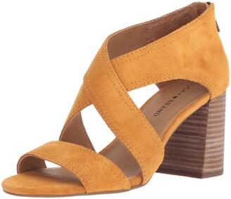 Lucky Brand Women's Vidva Heeled Sandal