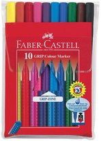 Creativity For Kids Washable Grip Markers 10/Pkg
