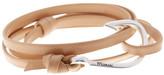Miansai Hook on Leather Bracelet