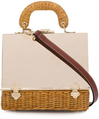 Rodo Woven Basket Tote Bag