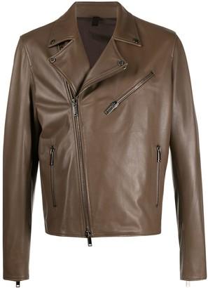 Tagliatore Franklin zipped-pocket jacket