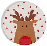 Mud Pie Holiday Reindeer Platter