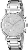 DKNY Women's NY2273 SOHO Silver Watch