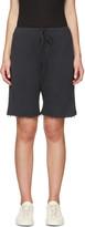 R 13 Black Field Shorts