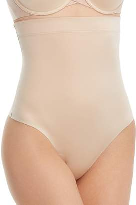 Spanx Suit Your Fancy High-Waisted Thong