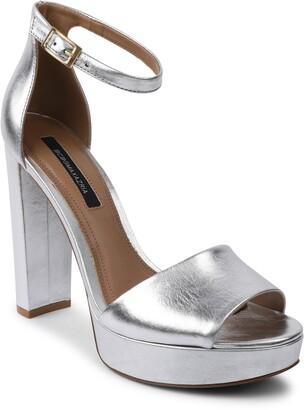 BCBGMAXAZRIA Claire Ankle Strap Platform Sandal