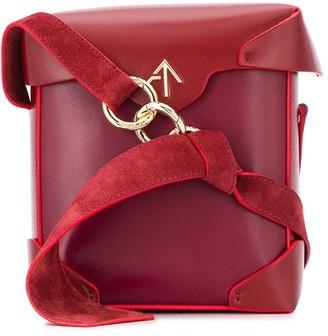 Atelier Manu Pristine box crossbody bag