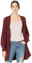 Billabong Mellow Nights Sweater (Coco Berry) Women's Clothing