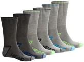 Head Swift-Dry® Socks - 6-Pack, Crew (For Men)