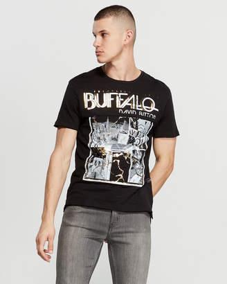 Buffalo David Bitton Nichell City Foil Tee