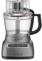 KitchenAid KFP1333 Artisan Exact Slice Food Processor Contour Silver
