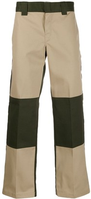 Dickies Construct straight-leg panelled trousers