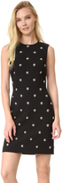 Alexander Wang Sleeveless Dress with Studs