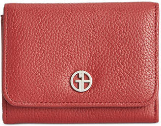Giani Bernini Softy Leather Trifold Wallet