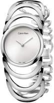 Calvin Klein Women's Swiss Body Stainless Steel Bracelet Watch 30mm K4G23126