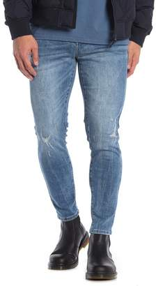 Request Franklin Distressed Skinny Jeans