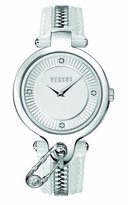 Versus By Versace Women's SOB010014 KEY BISCAYNE Analog Display Quartz White Watch