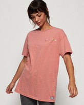 Superdry Mila Oversized Graphic Tee