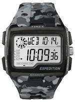 Timex Men's Expedition® Grid Shock Digital Watch - Gray camo TW4B030009J