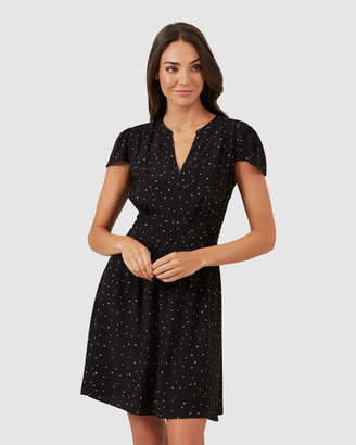 French Connection Spot Mini Dress