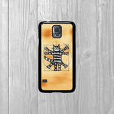 Samsung Crank Vitruvian Cat Galaxy S5 Phone Case