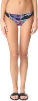 Roberto Cavalli Printed Bikini Bottoms