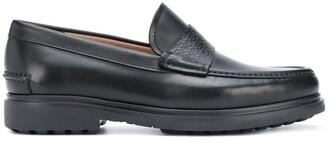 Salvatore Ferragamo Chunky Sole Loafers