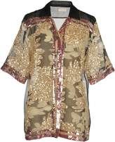 Dries Van Noten Cobis Embroidery Shirt
