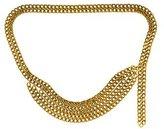 Chanel Metallic Chain-Link Belt