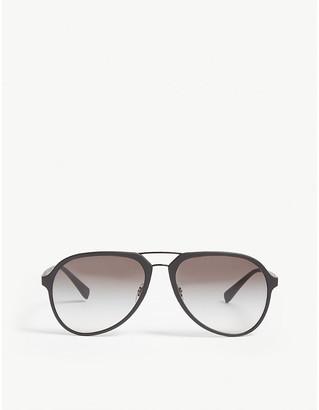 Prada Linea Rossa PS05R pilot-frame sunglasses