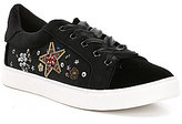 Betsey Johnson Decker Star Sneakers