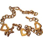 Saint Laurent Chain Belt