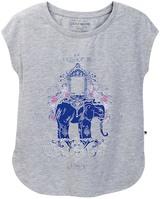 Lucky Brand Olivia Elephant Tee (Big Girls)