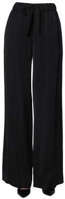 Boutique Moschino Straight Palazzo Trousers