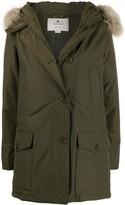 Woolrich Arctic down parka coat