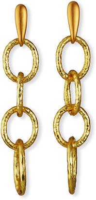 Dina Mackney Linear Link Earrings