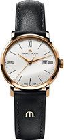 Maurice Lacroix EL1084-PVP01-110 Eliros leather strap watch