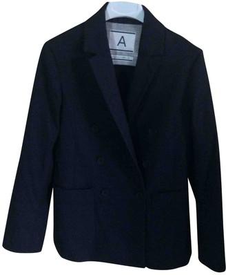 Andrea Pompilio Blue Jacket for Women