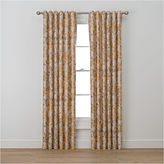 Liz Claiborne Luella Rod-Pocket Back-Tab Curtain Panel