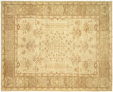 Nalbandian 9'2x11'4 Turkish Oushak Rug, Cream