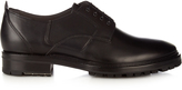 Lanvin Lace-up leather derby shoes