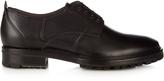 Lanvin Lace-up leather derby shoes