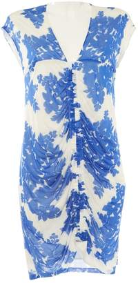 Thakoon Blue Silk Dress for Women