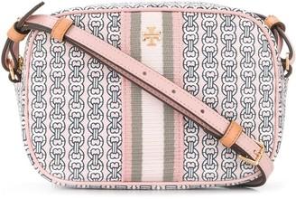 Tory Burch Gemini chain-print crossbody bag