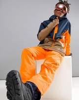 O'Neill Hammer Ski Pants in Orange