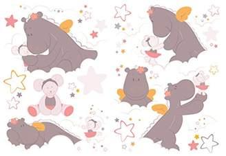 Noukie's Mia & Victoria Decorative Stickers