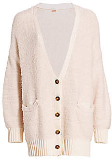Free People Women's Snow Drop Shoulder Cardigan