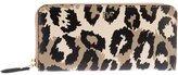 Diane von Furstenberg printed wallet