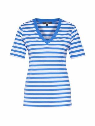 Selected Women's Slfstandard Ss V-Neck Tee Str T-Shirt