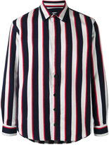Henrik Vibskov 4Ever striped shirt